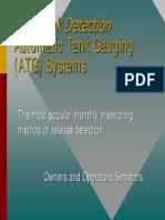 Deq Std Automatic Tank Gauging