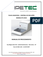 Manual de Procedimento Pa2014