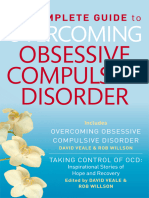 The Complete Guide to Overcoming OCD by David Veale