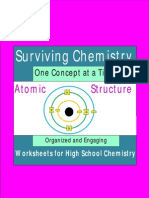 Atomic Structure Worksheets