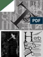 Revista Aixa Robledo Tipografía 2