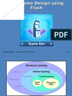 Gd 8th Web Game Design Using Flash 091105153548 Phpapp02