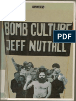Jeff Nuttall - Bomb Culture - Livro
