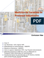 Medicion Variables Proceso Industriales