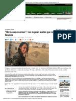 _Hermanas en Armas__ Las Mujeres Kurdas Que Combaten Al Estado Islámico – RT