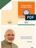 Pmjdy Brochure Eng