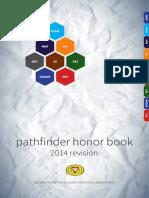 honors book 2014