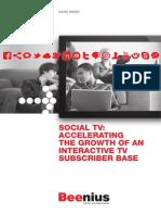 Social TV White Paper