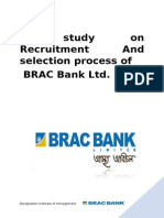 Recruitment Process of Brac Bank Limited.doc