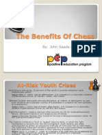 the benefits of chess