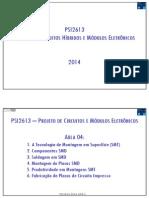 Aula 04 - Montagem em Superfície  SMT.pdf