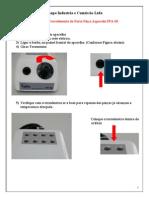 Manual de Procedimento Porta Pinça PPA-03