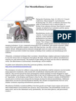 Patient Resources For Mesothelioma Cancer