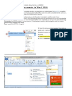 How to Translate Documents in Word 2010.doc