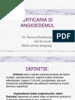 4. Urticaria Si Angioedemul