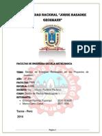 Informe - Ing.alberto Pacheco