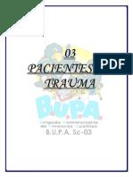 PACIENTES DE TRAUMA