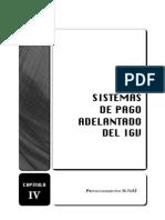 Sistema de Pago Adelantado Del Igv