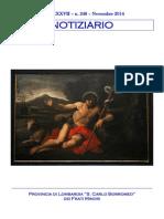 Notiziario 248 - Frati Minori di Lombardia
