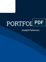 Joseph Patterson - Portfolio