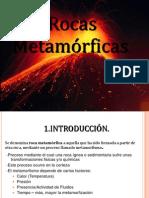 Exposición - Rocas Metamorficas