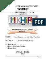 monografia Ministerio De cultura y medio ambiente.docx