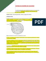 PARAMETROS DE DISEÑO DE CICLONES.docx