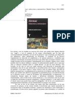 Pedrosa, José Manuel. Reseña de Carlos García Gual, Sirenas. Seducciones y Metamorfosis.