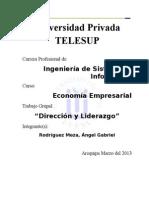 Dirección y Liderazgo.doc