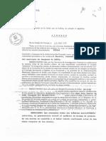 Acordo do Tribunal de Montes (1980) respecto aos MVMC de Casasoá, bustelo e Pazos de Abeleda.