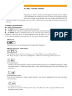 Gu301a User Manual