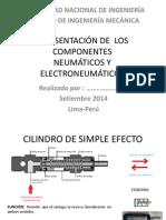 Presentación de Los Componentes Neumaticos
