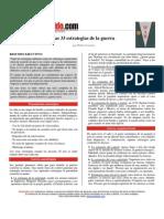 Robert Greene - Las 33 Estrategias de La Guerra - Resumen