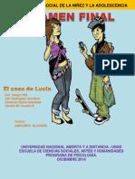 Revista Construcción Social de La Niñez y La Adolescencia