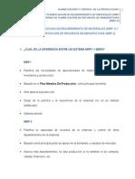Sistemas de Planificacion de Requerimiento de Materiales