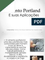 Aplicaçoes Cimento Portland1