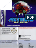 Metroid ZeroMission