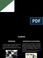 Diapositva de Polimeros.......
