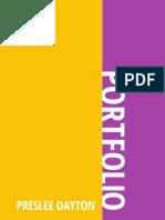 P9 PresleeDayton - Portfolio