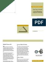 eportfolio 6 brochure