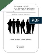 Psicologia Social Basada en El Enfoque Berkowitz