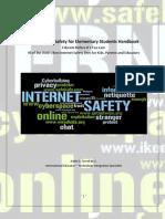 Internet Safety for Elementary School Students Handbook