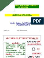 Grupos Funcionales Oxigenados-lípidos