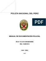MANUAL DE DOCUMENTACION POLICIAL DIREJE EDUCACION Y DOCTRINA.doc