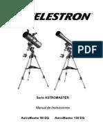 Astromaster 90eq y 130eq