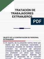 Contratacion de Extranjeros