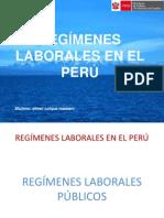 Regimen Laboral de Las Trabajadoras Del Hogar