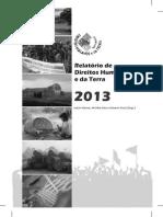 Relatorio FDHT 2013 v6