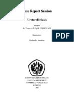 CRS Ureterolithiasis