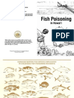Fish Poisoning in Hawaii